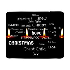 Candles Christmas Advent Light Samsung Galaxy Tab Pro 8 4  Flip Case