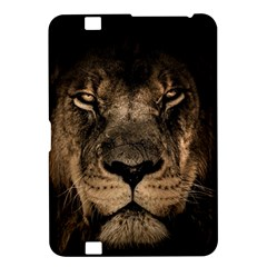 African Lion Mane Close Eyes Kindle Fire Hd 8 9