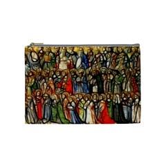 All Saints Christian Holy Faith Cosmetic Bag (medium)