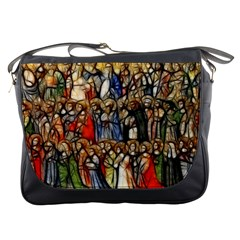 All Saints Christian Holy Faith Messenger Bags