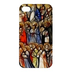 All Saints Christian Holy Faith Apple Iphone 4/4s Premium Hardshell Case