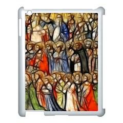 All Saints Christian Holy Faith Apple Ipad 3/4 Case (white)