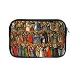 All Saints Christian Holy Faith Apple iPad Mini Zipper Cases Front