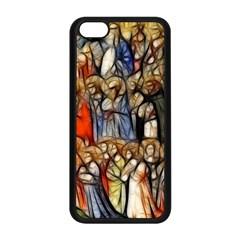 All Saints Christian Holy Faith Apple Iphone 5c Seamless Case (black)