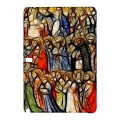 All Saints Christian Holy Faith Samsung Galaxy Tab Pro 12 2 Hardshell Case