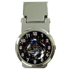 Christmas Star Ball Money Clip Watches