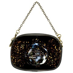 Christmas Star Ball Chain Purses (one Side)