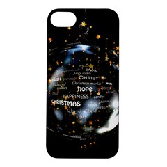 Christmas Star Ball Apple Iphone 5s/ Se Hardshell Case