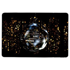 Christmas Star Ball Ipad Air 2 Flip