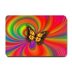 Arrangement Butterfly Aesthetics Small Doormat
