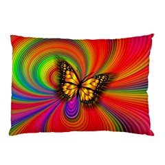Arrangement Butterfly Aesthetics Pillow Case