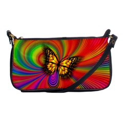 Arrangement Butterfly Aesthetics Shoulder Clutch Bags