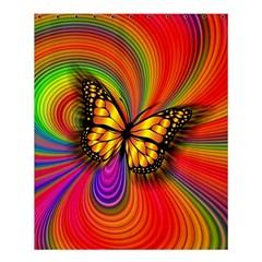 Arrangement Butterfly Aesthetics Shower Curtain 60  X 72  (medium)