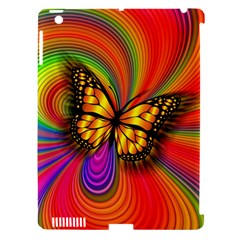Arrangement Butterfly Aesthetics Apple Ipad 3/4 Hardshell Case (compatible With Smart Cover)