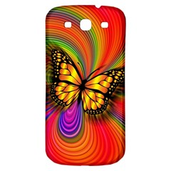 Arrangement Butterfly Aesthetics Samsung Galaxy S3 S Iii Classic Hardshell Back Case