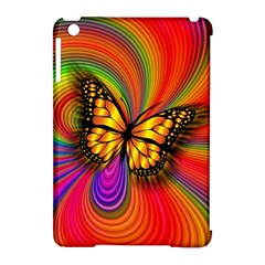 Arrangement Butterfly Aesthetics Apple Ipad Mini Hardshell Case (compatible With Smart Cover)