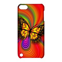Arrangement Butterfly Aesthetics Apple Ipod Touch 5 Hardshell Case With Stand
