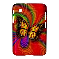 Arrangement Butterfly Aesthetics Samsung Galaxy Tab 2 (7 ) P3100 Hardshell Case