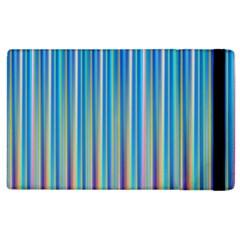 Colorful Color Arrangement Apple Ipad 3/4 Flip Case