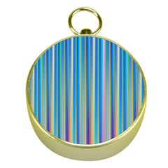 Colorful Color Arrangement Gold Compasses