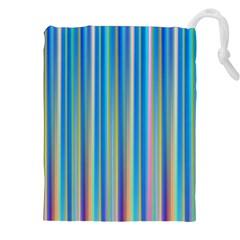 Colorful Color Arrangement Drawstring Pouches (xxl)