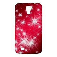 Christmas Star Advent Background Samsung Galaxy Mega 6 3  I9200 Hardshell Case