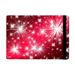 Christmas Star Advent Background Ipad Mini 2 Flip Cases