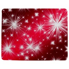 Christmas Star Advent Background Jigsaw Puzzle Photo Stand (rectangular)