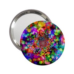 Background Color Pattern Structure 2 25  Handbag Mirrors
