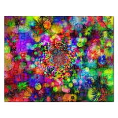 Background Color Pattern Structure Rectangular Jigsaw Puzzl