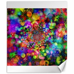 Background Color Pattern Structure Canvas 8  X 10