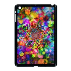 Background Color Pattern Structure Apple Ipad Mini Case (black)