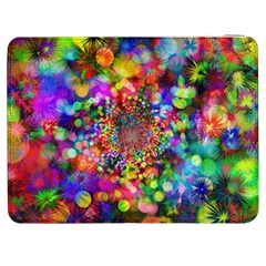 Background Color Pattern Structure Samsung Galaxy Tab 7  P1000 Flip Case