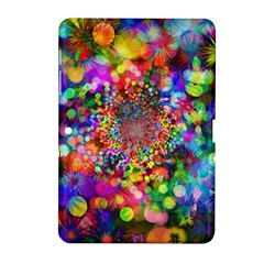 Background Color Pattern Structure Samsung Galaxy Tab 2 (10 1 ) P5100 Hardshell Case
