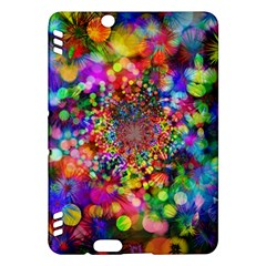 Background Color Pattern Structure Kindle Fire Hdx Hardshell Case