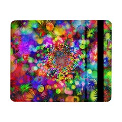 Background Color Pattern Structure Samsung Galaxy Tab Pro 8 4  Flip Case
