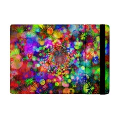 Background Color Pattern Structure Ipad Mini 2 Flip Cases