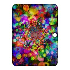 Background Color Pattern Structure Samsung Galaxy Tab 4 (10 1 ) Hardshell Case