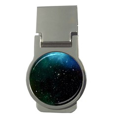 Galaxy Space Universe Astronautics Money Clips (round)