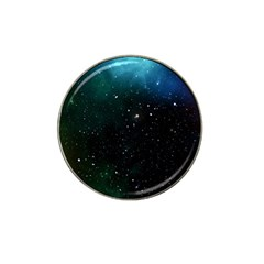 Galaxy Space Universe Astronautics Hat Clip Ball Marker (4 Pack)