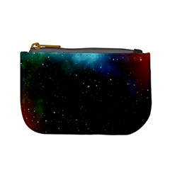 Galaxy Space Universe Astronautics Mini Coin Purses