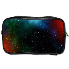 Galaxy Space Universe Astronautics Toiletries Bags 2 Side