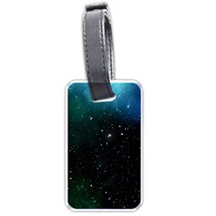 Galaxy Space Universe Astronautics Luggage Tags (two Sides)