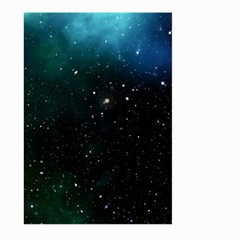 Galaxy Space Universe Astronautics Large Garden Flag (two Sides)