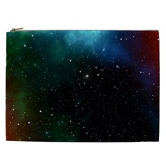 Galaxy Space Universe Astronautics Cosmetic Bag (xxl)