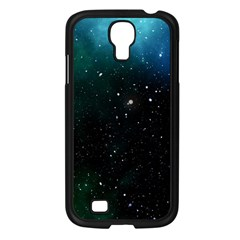 Galaxy Space Universe Astronautics Samsung Galaxy S4 I9500/ I9505 Case (black)