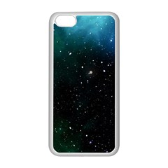 Galaxy Space Universe Astronautics Apple Iphone 5c Seamless Case (white)