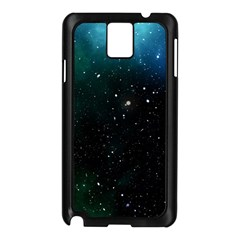 Galaxy Space Universe Astronautics Samsung Galaxy Note 3 N9005 Case (black)