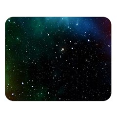 Galaxy Space Universe Astronautics Double Sided Flano Blanket (large)