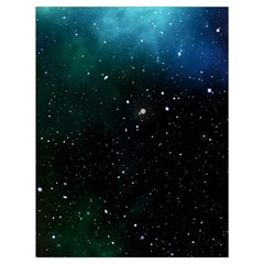Galaxy Space Universe Astronautics Drawstring Bag (large)